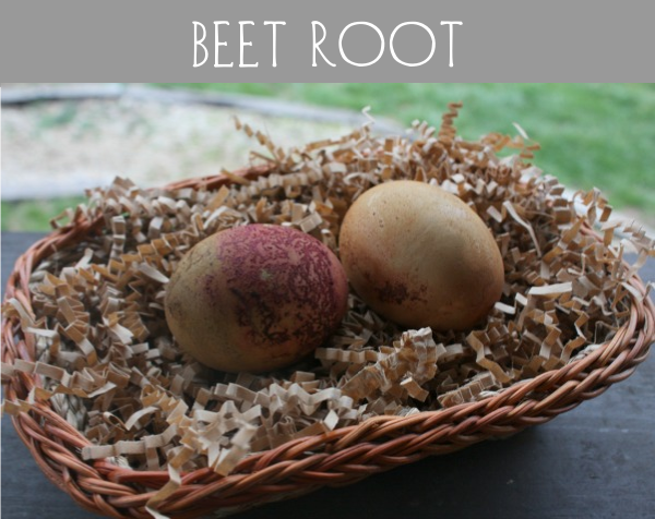 beet root eggs