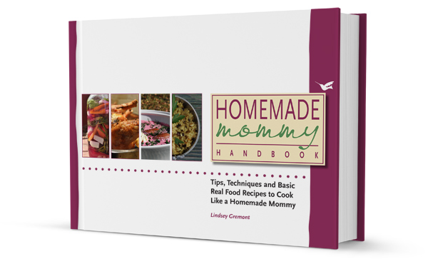 Homemade Mommy Handbook