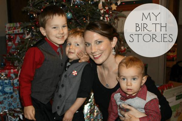 my birth stories - www.GrowingUpHerbal.com