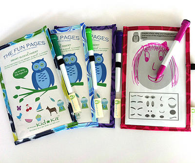 KidKit: Smart Sleeve and Insert Booklets