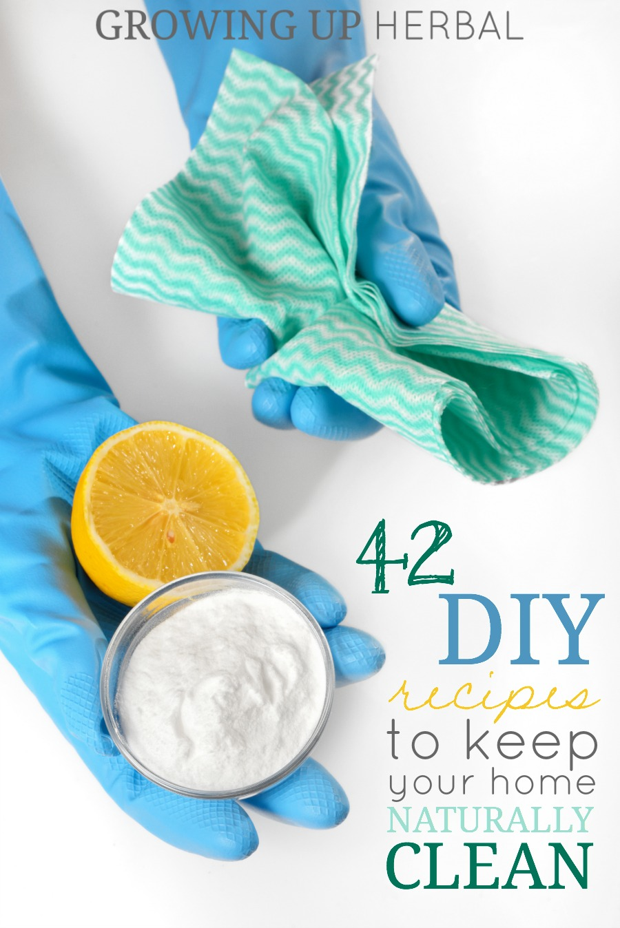 Making Natural Cleaning Products