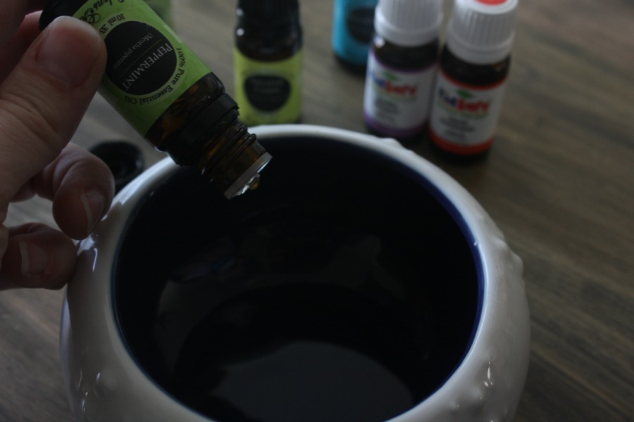 DIY Menthol Pads For Steam Vaporizers   Growing Up Herbal   Support your child's respiratory system during colds with these DIY menthol vapor pads!