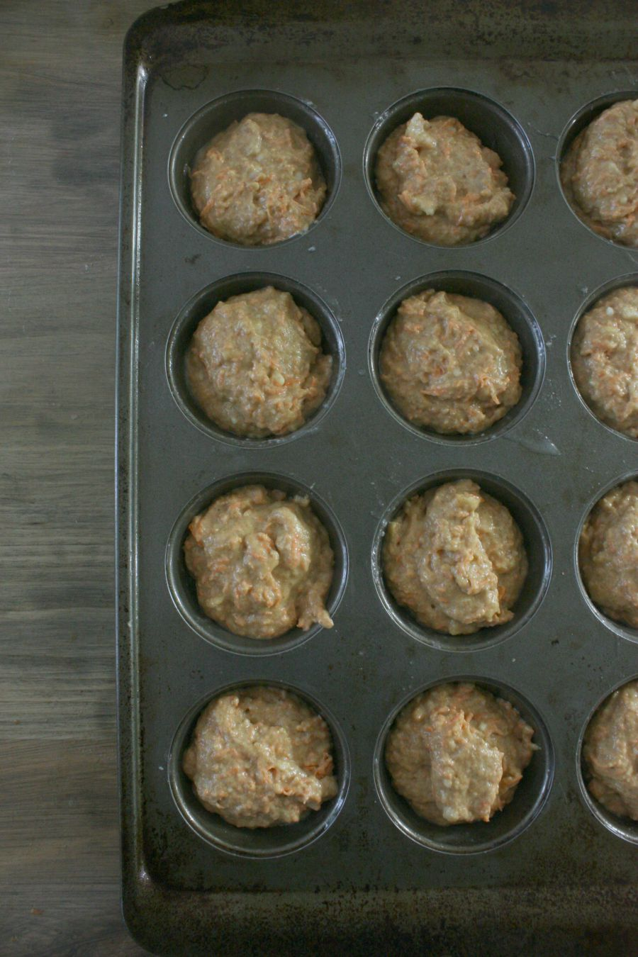 Carrot And Sage Muffins (With Maple Syrup Drizzle) | Growing Up Herbal | These sweet and savory muffins are a great start to your day when paired with some homemade yogurt and raw milk! Yum!