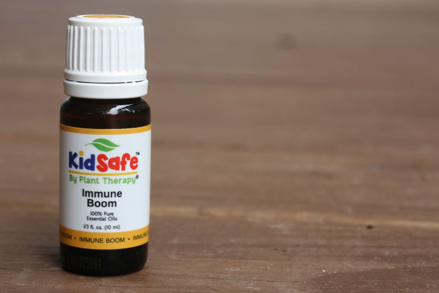 5 Ways To Naturally Boost Your Child's Immune System | Growing Up Herbal | Learn 5 ways you can naturally boost your child's immune system to keep them as healthy as possible this year!