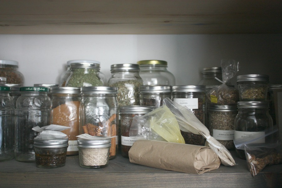 How To Manage Unproductive Coughs Naturally With Herbs | Growing Up Herbal | My kids are coughing again which is making my whooping cough PTSD flare up. Here's what I'm doing to manage this illness naturally.