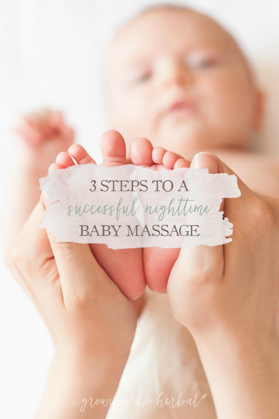 How to massage the baby 40