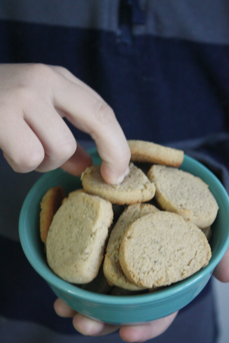 Afternoon Tea: Gluten-Free Rosemary Butter Cookies & Remembrance Tea   Growing Up Herbal   Join me for afternoon tea and cookies... recipes included!