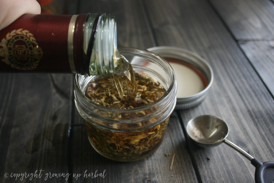 Are Alcohol Tinctures Bad For Children? | Growing Up Herbal