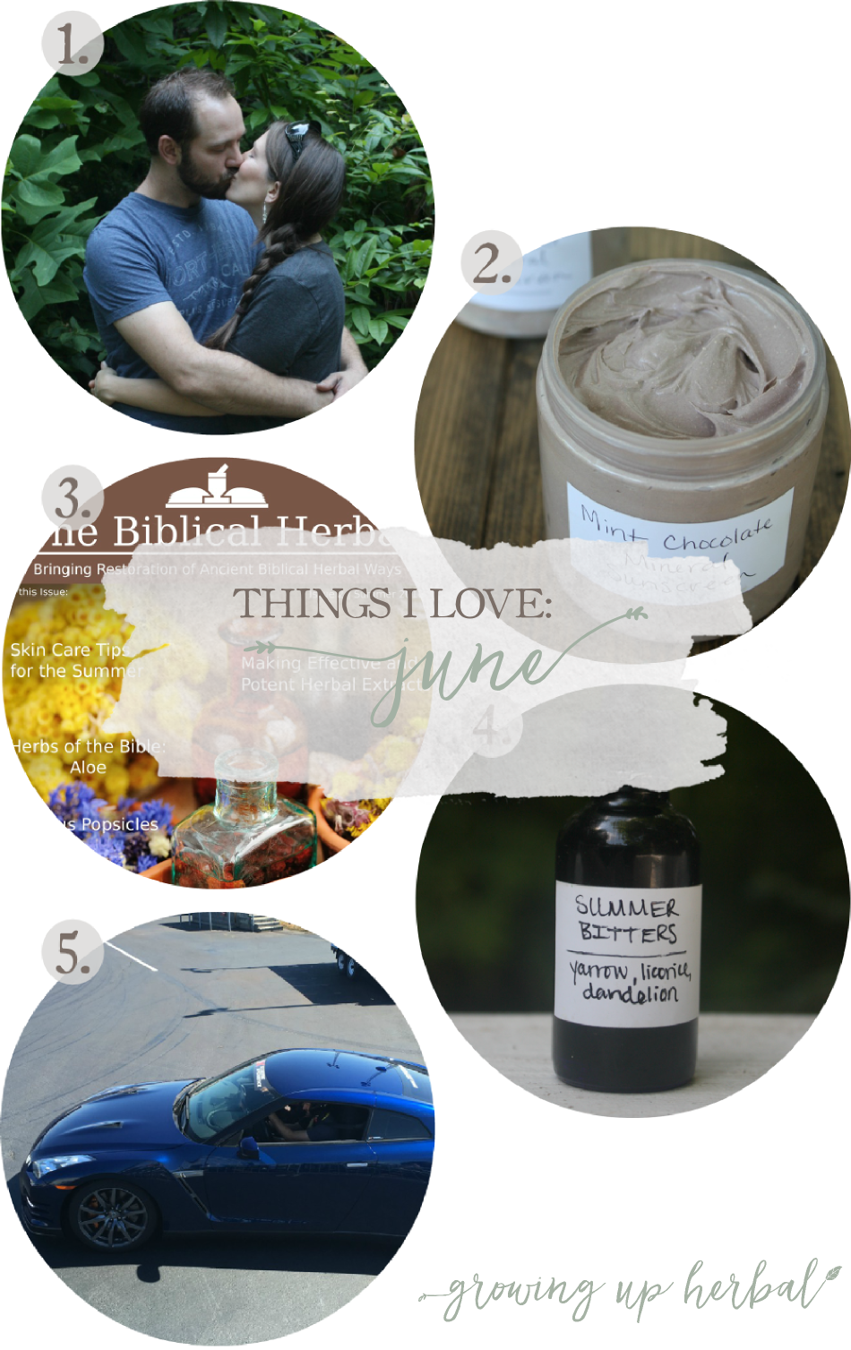 Things I Love: June 2016 | Growing Up Herbal | Here are some of my favorite things from June 2016!