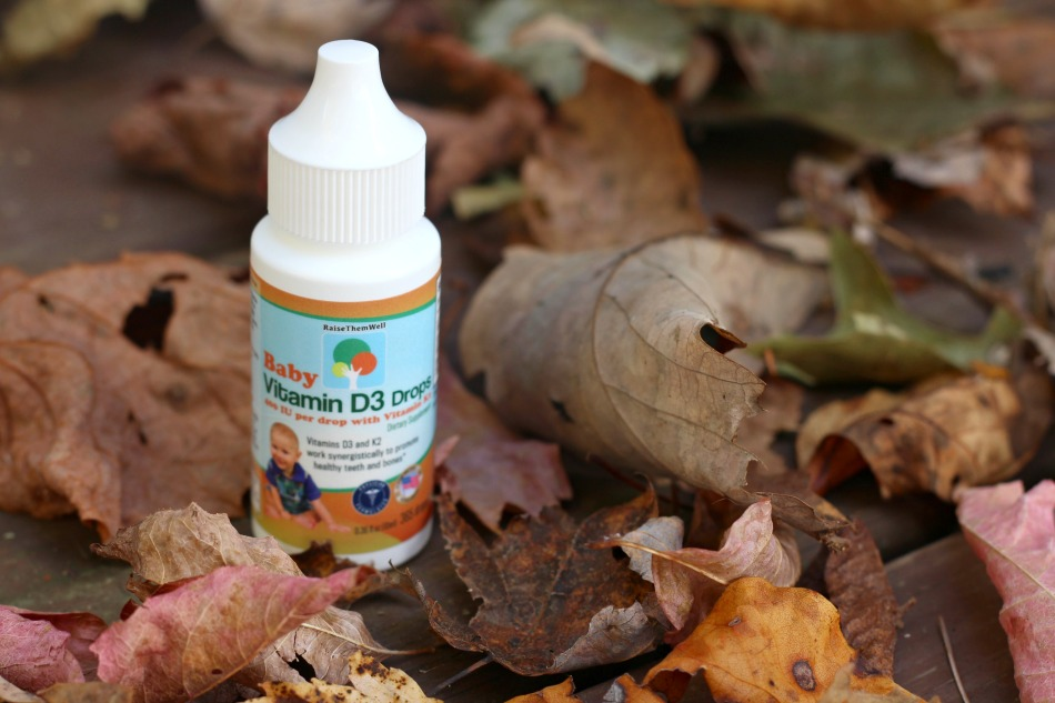 Why You Need To Supplement With Vitamin D3 And Vitamin K2 This Fall   Growing Up Herbal   Wanna keep your kid health this fall? You may need to add in a vitamin d3/k2 supplement. Here's why.