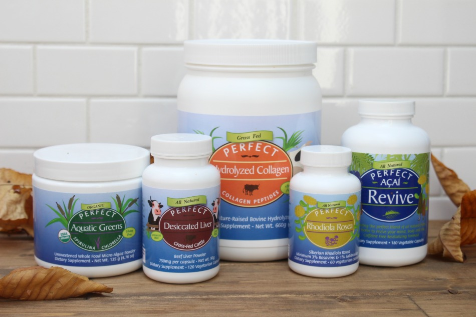 Why I'm A Fan Of Perfect Supplements | Growing Up Herbal | Find the perfect supplements for your family in this one-stop all-natural supplement shop!