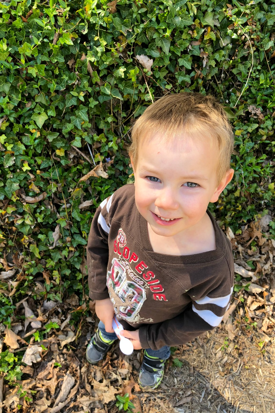 Happy Birthday, Mr. Independent! | Growing Up Herbal | Today is Ezrah's 4th birthday!
