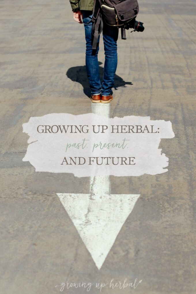 """Growing Up Herbal: Past, Present, And Future 