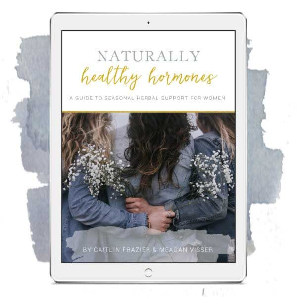 Naturally Healthy Hormones Ebook